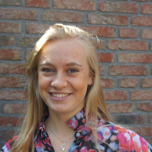 Larissa van der Woude